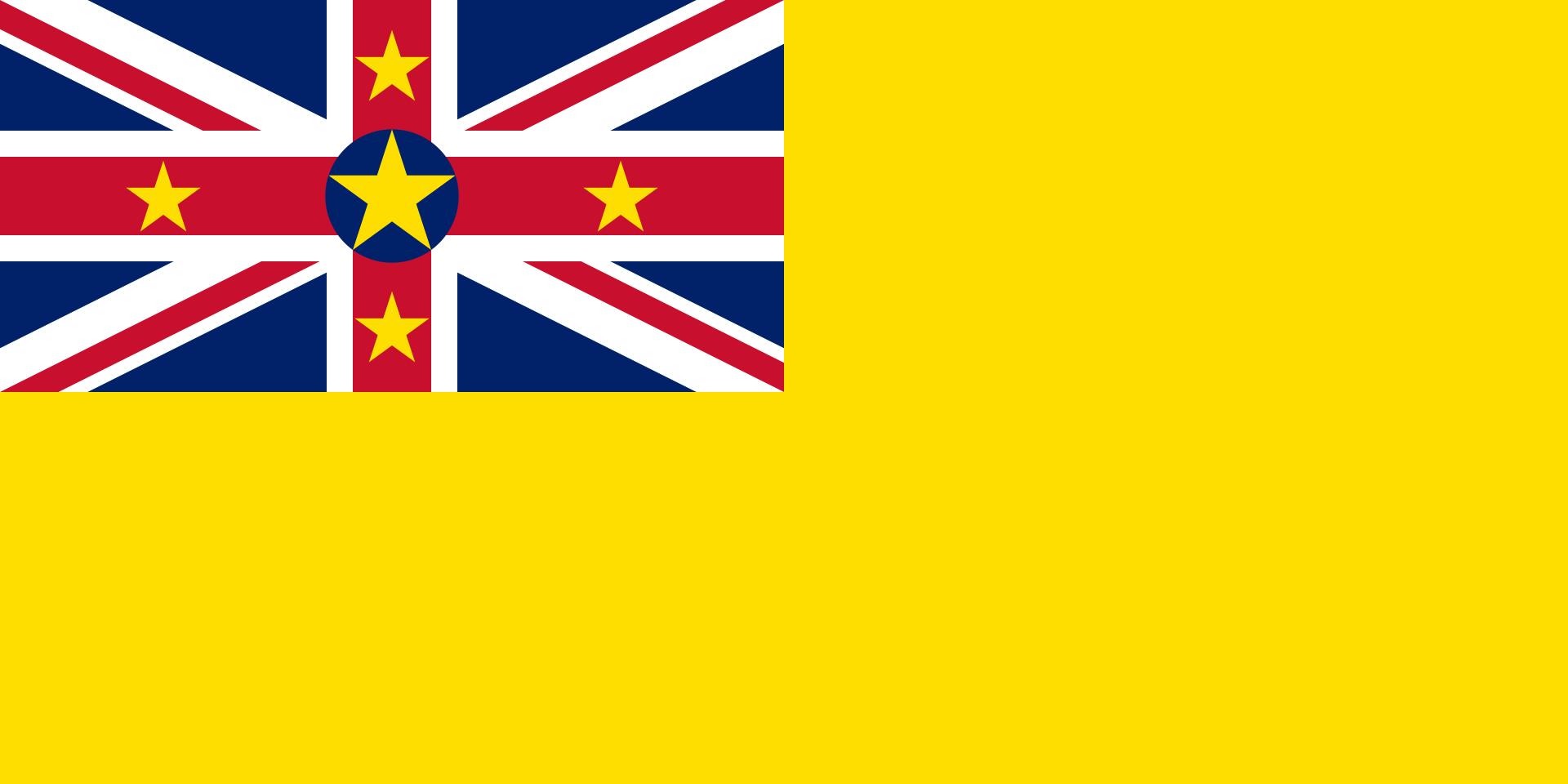 cờ Niue