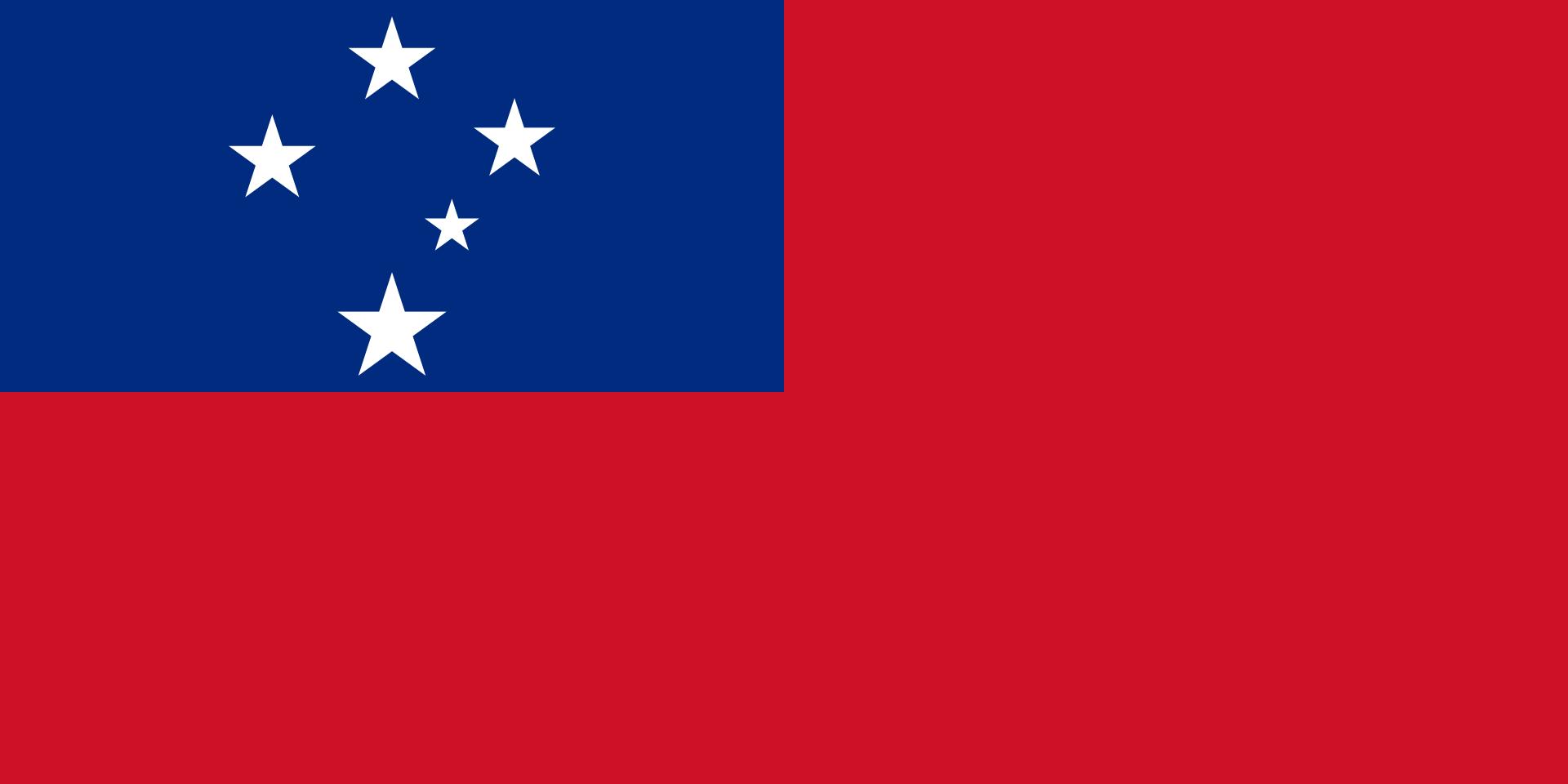 cờ Samoa