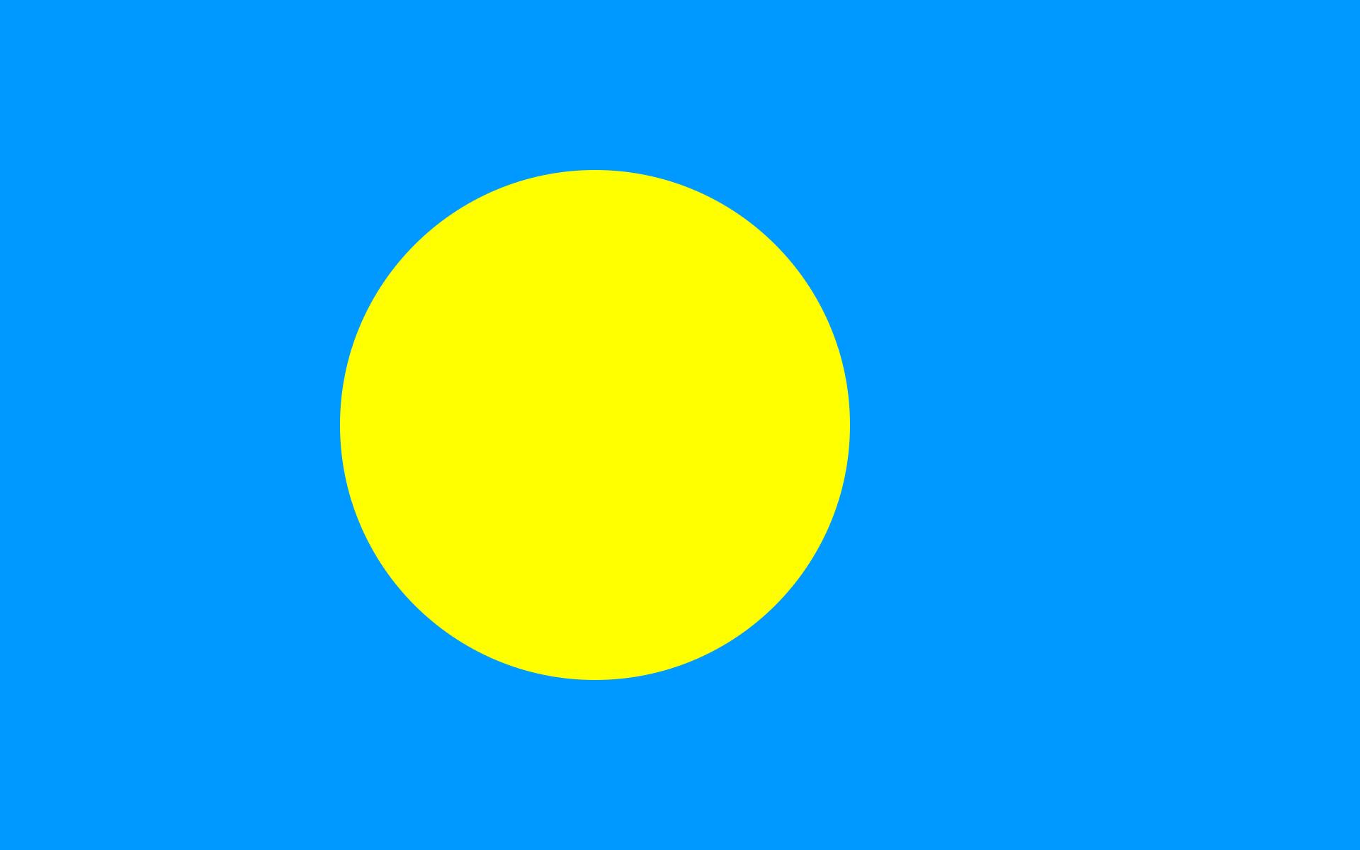 cờ palau