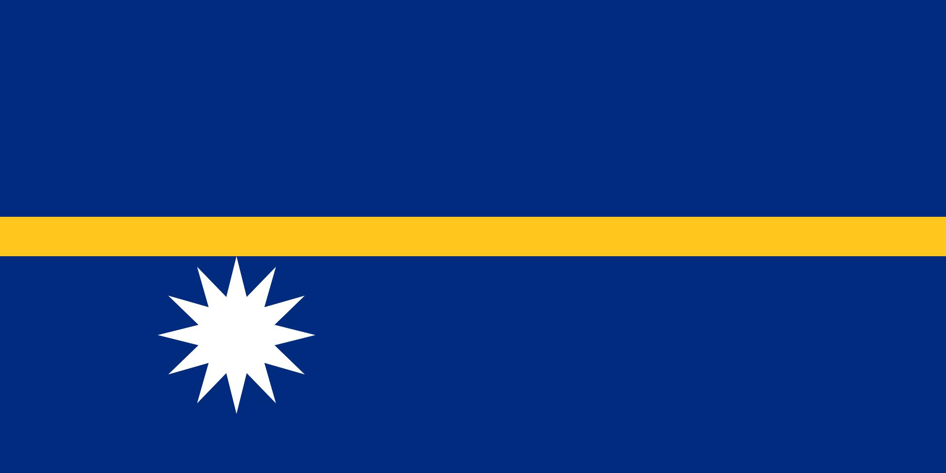 cờ Nauru