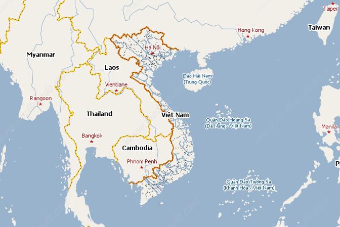 Quần đảo Trường Sa thuộc tỉnh nào?
