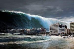 sóng thần là gì